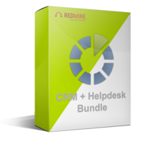RedmineUP CRM & Helpdesk Bundle