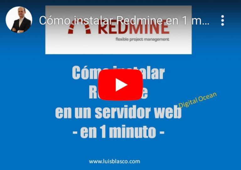 Cómo instalar Redmine