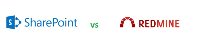 Sharepoint vs Redmine