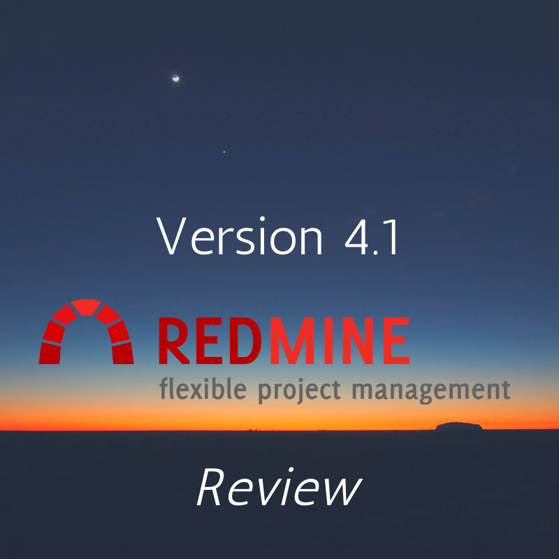 Redmine 4.1 review